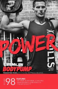 BodyPump 98   2016#Q2